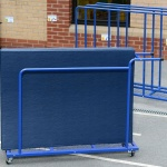 School Gym Mat Trolley
